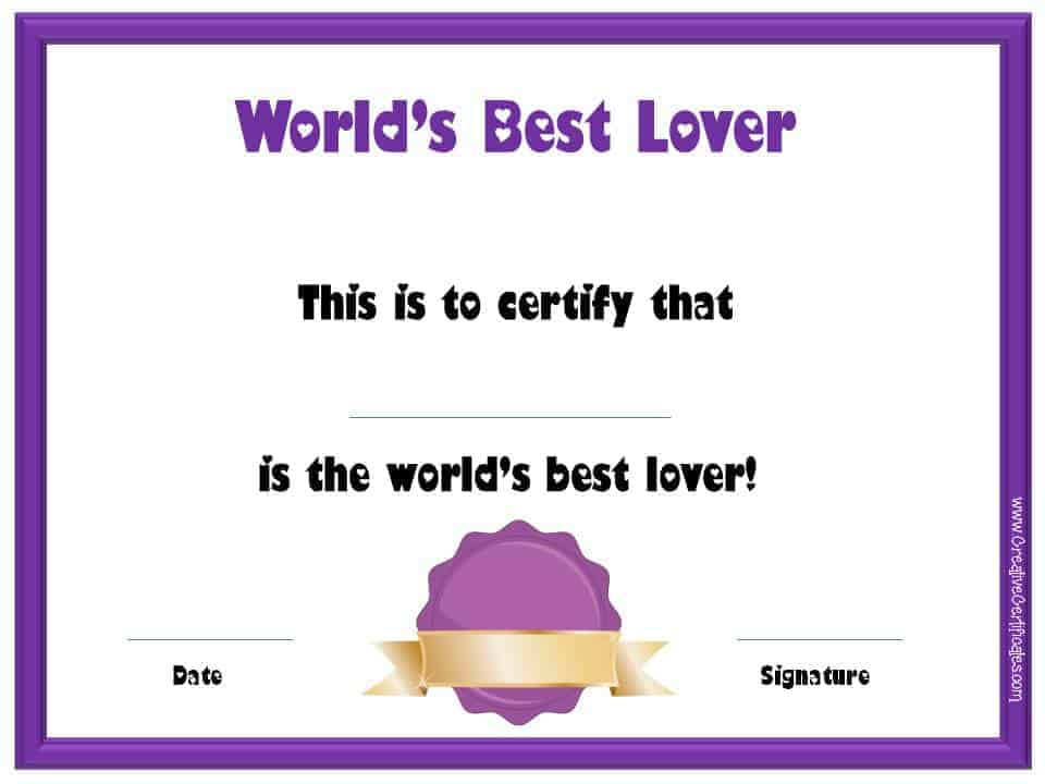 valentine gift certificate template free .