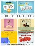Fathers Day Award Certificates