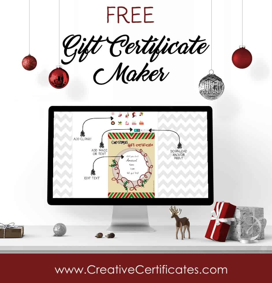 Free Christmas Gift Card Clipart All About Clipart
