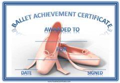 Ballet Award
