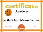 Silliest Halloween costume awards
