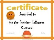 Funniest Halloween costume ceremony