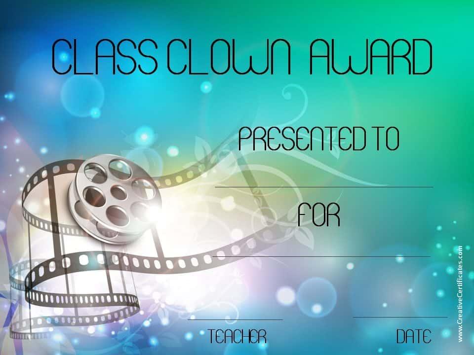 Free Printable Superlative Awards | Customize Online | All ...