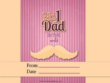 Number 1 Dad