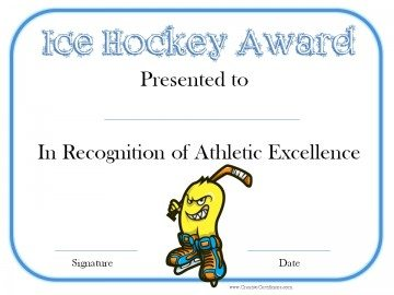 hockey-awards