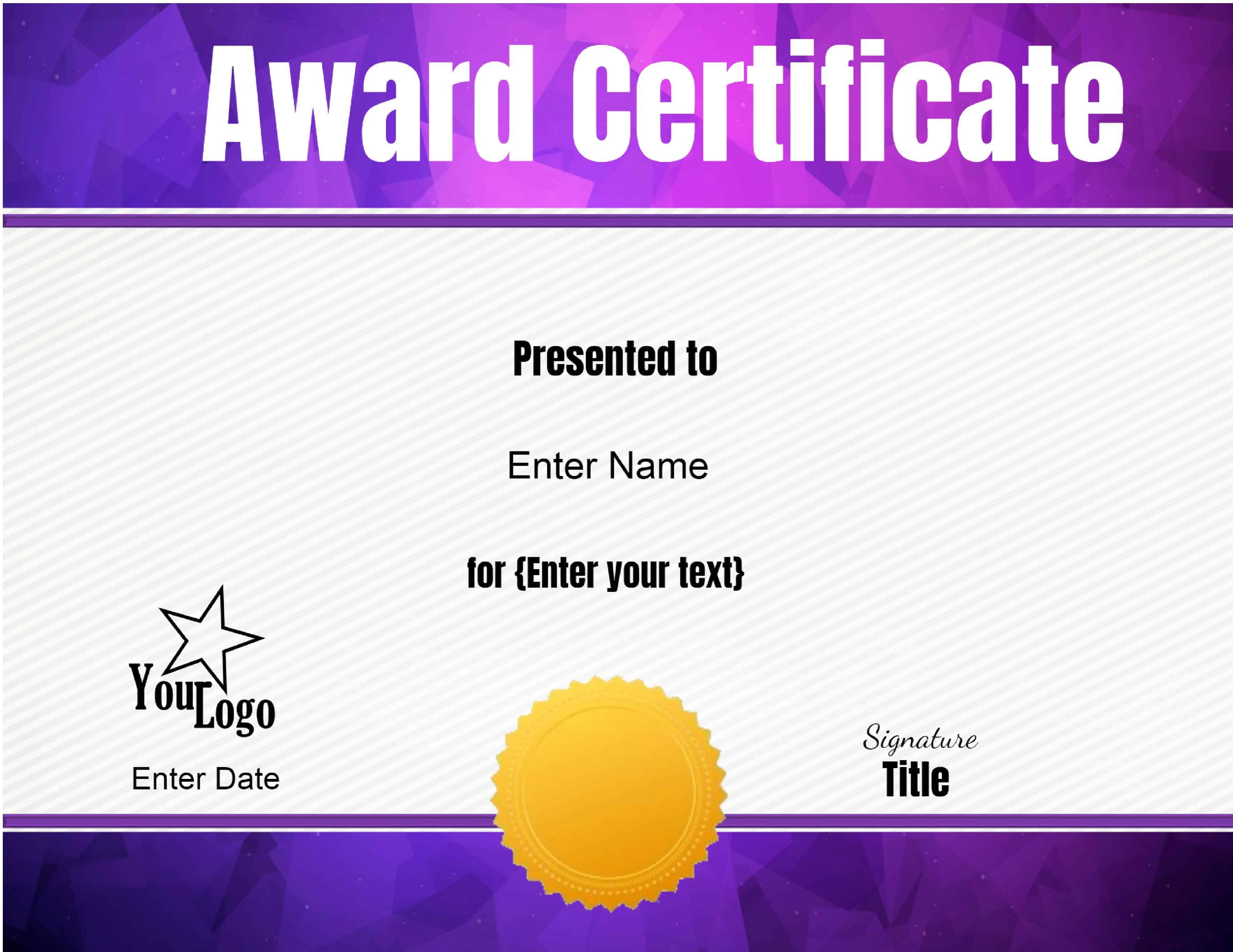 Certificate templates customize printwithout watermark customize printwith watermark 1betcityfo Images