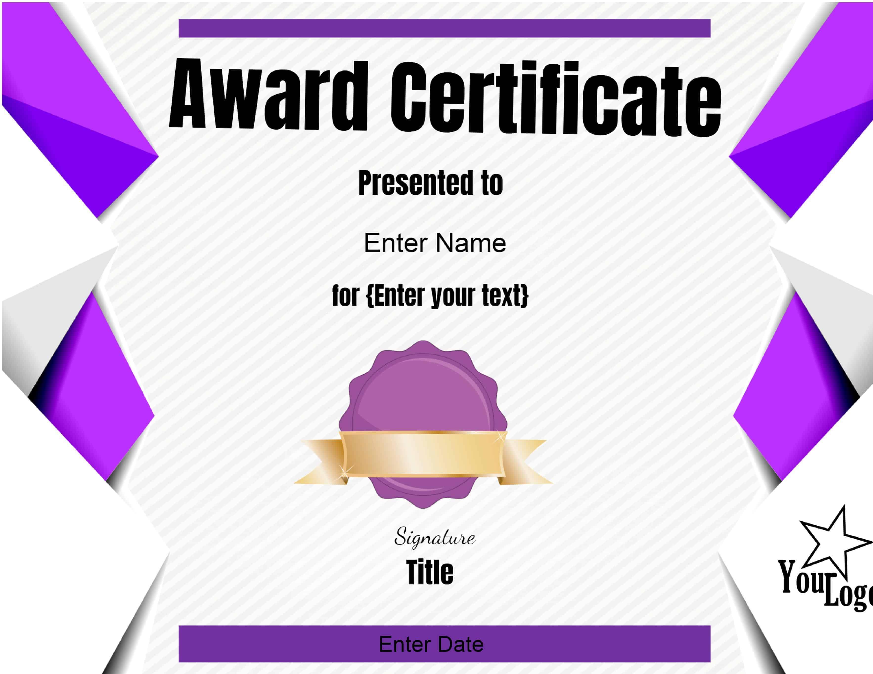 Certificate Templates – Certificate Templates