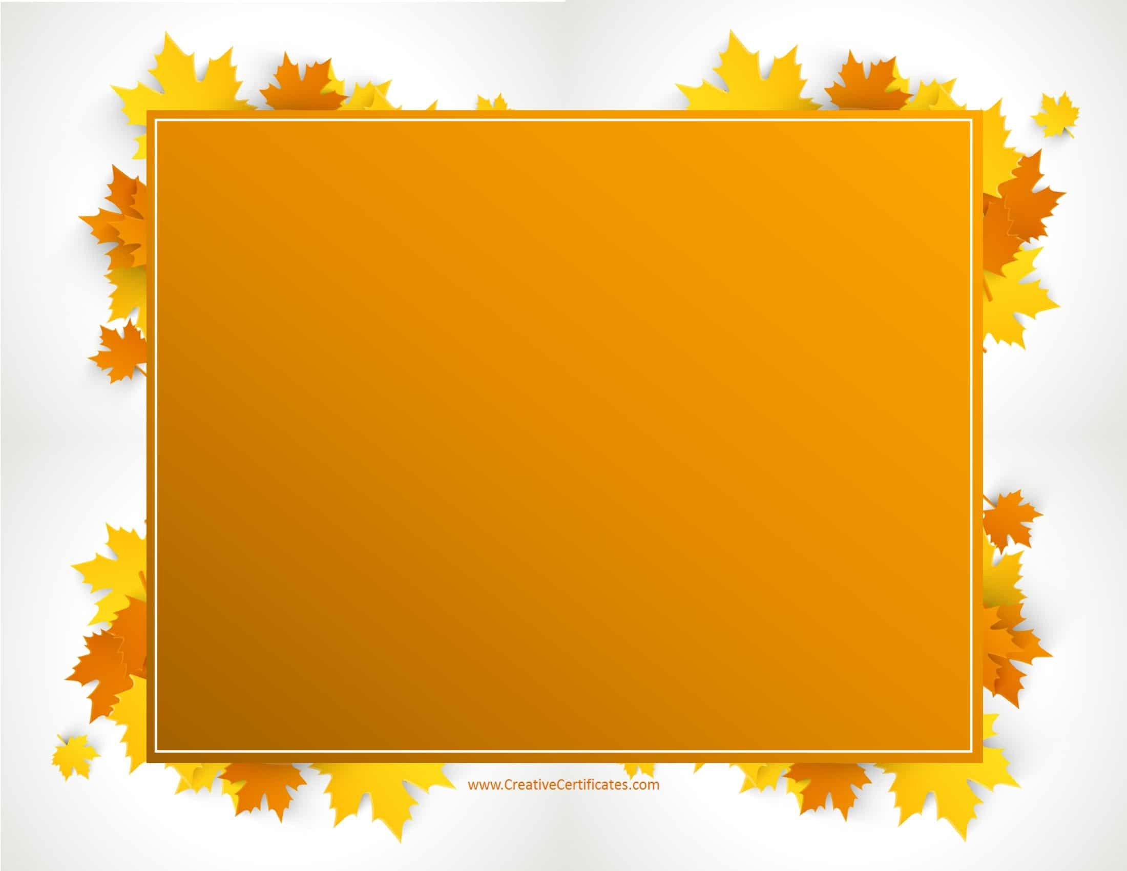 graphic relating to Free Printable Thanksgiving Borders named No cost Thanksgiving Border Templates - Customizable Printable