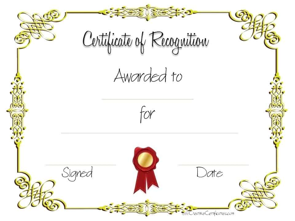 Free Printable Certificate - Certificate of Ordination