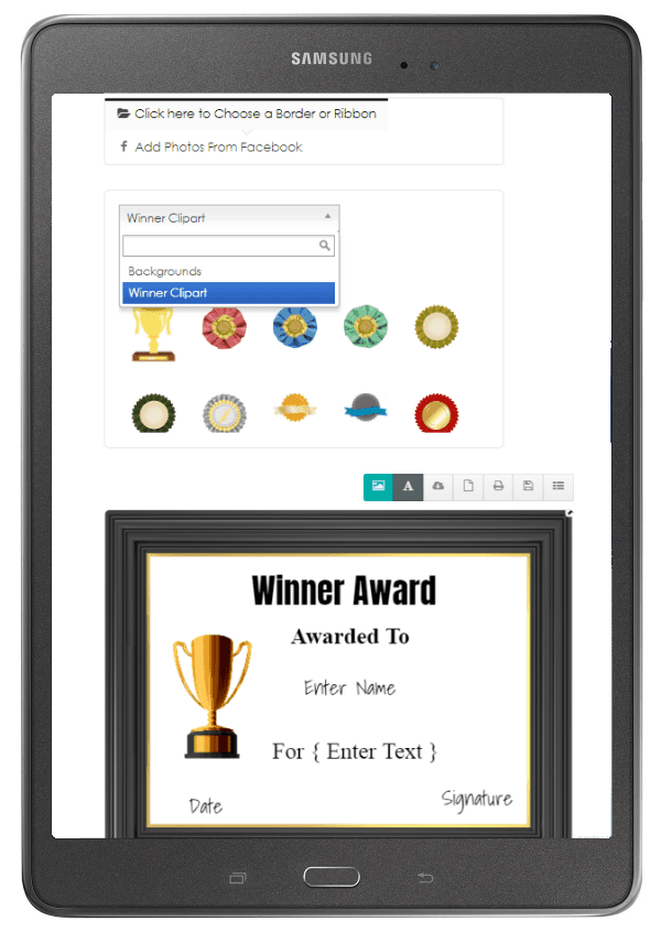 here are some sample winner certificates that can be made with our free certificate maker you can use each winner certificate template for any purpose